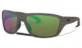 Oakley Split Shot Sunglasses - Woodgrain / Prizm Shallow Water Polarised