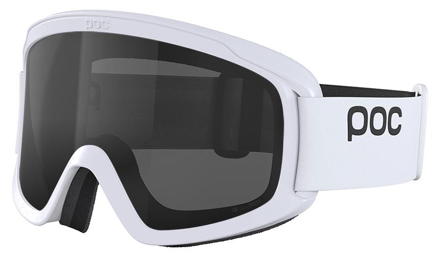 POC Opsin Ski Goggles - Hydrogen White / Silver Mirror