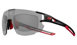 Julbo Aerospeed Prescription Sunglasses - Directly Glazed - Matte Black & Red