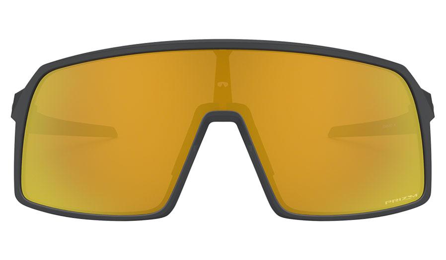 3ae7e7e6b864d Oakley Sutro Sunglasses - Matte Carbon   Prizm 24K - RxSport