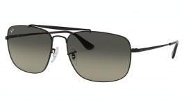 Ray-Ban RB3560 Colonel Sunglasses - Black / Grey Gradient