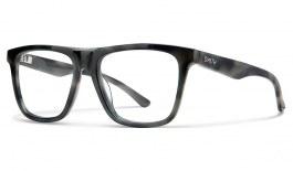Smith Dominion Glasses - Ash Tortoise - Essilor Lenses