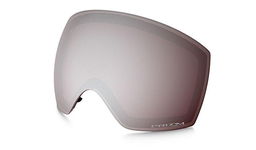 Oakley Flight Deck XM Ski Goggles Replacement Lens Kit - Prizm Black Iridium
