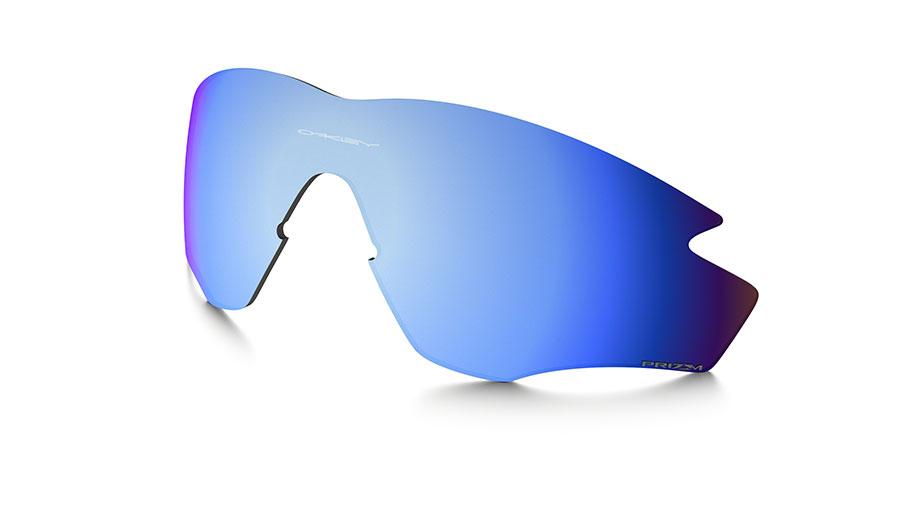 Oakley M2 Frame Sunglasses Lenses - Prizm Deep Water Polarised