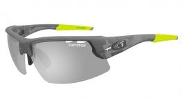 Tifosi Crit Sunglasses - Matte Smoke / Smoke Fototec
