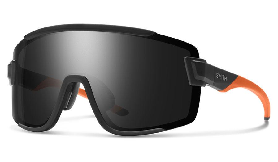 Smith Wildcat Sunglasses - Black Cinder / ChromaPop Black + Clear