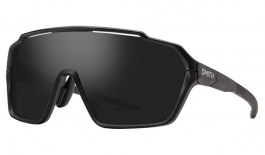 Smith Shift MAG Sunglasses - Matte Black / ChromaPop Black + Clear