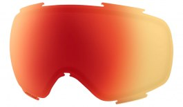 Anon Tempest Ski Goggles Replacement Lens - Sonar Red