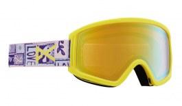 Anon Tracker 2.0 Ski Goggles - Free Lemon / Gold Amber
