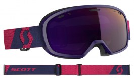 Scott Muse Pro Ski Goggles - Deep Violet / Enhancer Purple Chrome