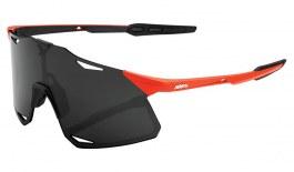 100% Hypercraft Sunglasses - Matte Oxyfire / Smoke + Clear