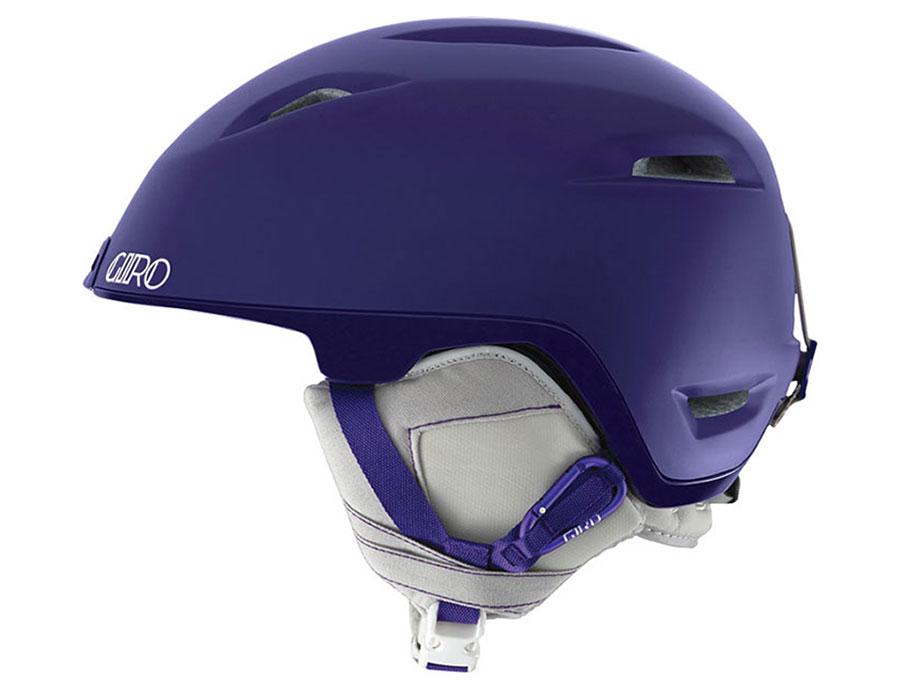 Giro Flare Ski Helmet - Matte Purple