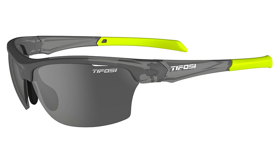 Tifosi Intense Sunglasses - Matte Smoke / Smoke