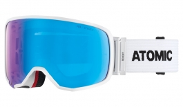Atomic Revent L Ski Goggles - White / Blue Stereo