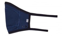 Oakley Cloth Face Mask Fitted Light - Universal Blue