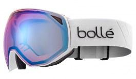 Bolle Torus Ski Goggles - Matte White / Azure
