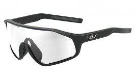 Bolle Shifter Sunglasses - Matte Black / Clear Platinum