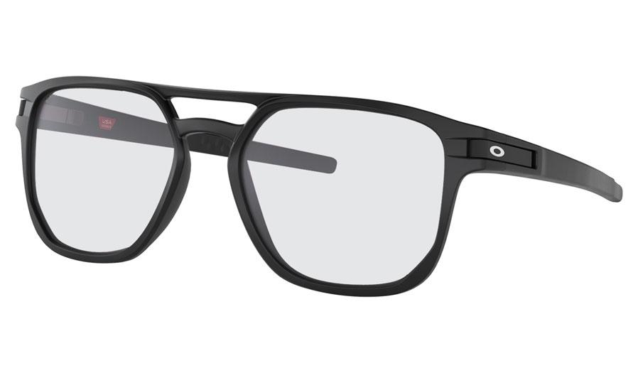 56b37c85ef Oakley Latch Beta Prescription Sunglasses - Matte Black - RxSport