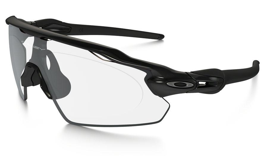 a9db02809f Oakley Radar EV Pitch Prescription Sunglasses - Polished Black - RxSport