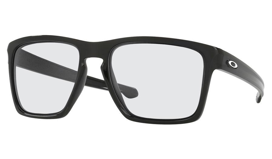 3cb28affc2 Oakley Sliver XL Prescription Sunglasses - Polished Black (Polished ...