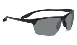 Serengeti Linosa Prescription Sunglasses - Shiny Black