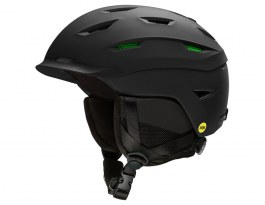 Smith Level MIPS Ski Helmet - Matte Black