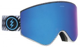 Electric EGX Prescription Ski Goggles - Mist / Brose Blue Chrome