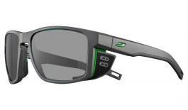 Julbo Shield Prescription Sunglasses - Matte Grey & Green