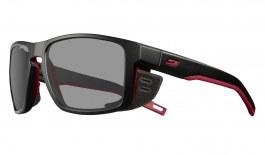 Julbo Shield Prescription Sunglasses - Matte Black & Red