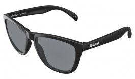 Melon Layback Prescription Sunglasses - Matte Black