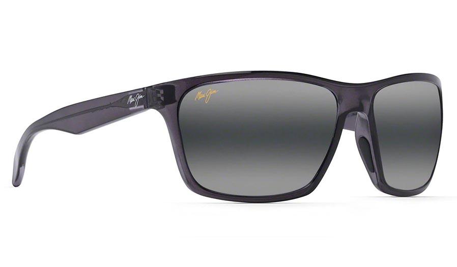 Maui Jim Makoa Prescription Sunglasses - Dark Translucent Grey