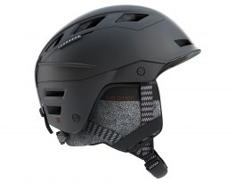 Salomon QST Charge MIPS Ski Helmet - Black