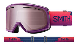 Smith Optics Drift Prescription Ski Goggles - Monarch Reset / Ignitor Mirror