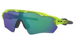 Oakley Radar EV XS Path Sunglasses - Matte Uranium / Prizm Jade