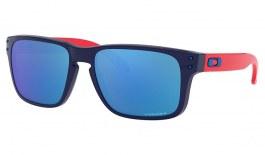 Oakley Holbrook XS Sunglasses - Polished Navy / Prizm Sapphire