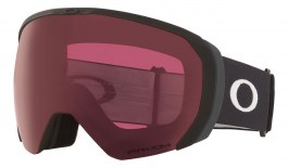Oakley Flight Path XL Ski Goggles - Matte Black / Prizm Dark Grey