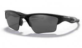 Oakley Half Jacket 2.0 XL Sunglasses - Polished Black / Black Iridium