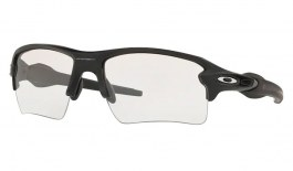 Oakley Flak 2.0 XL Sunglasses - Matte Black / Clear
