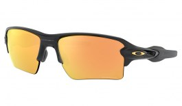 Oakley Flak 2.0 XL Sunglasses - Matte Black / Prizm Rose Gold Polarised