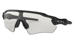Oakley Radar EV Path Sunglasses - Matte Black / Clear