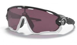 Oakley Jawbreaker Sunglasses - Matte Black / Prizm Road Black