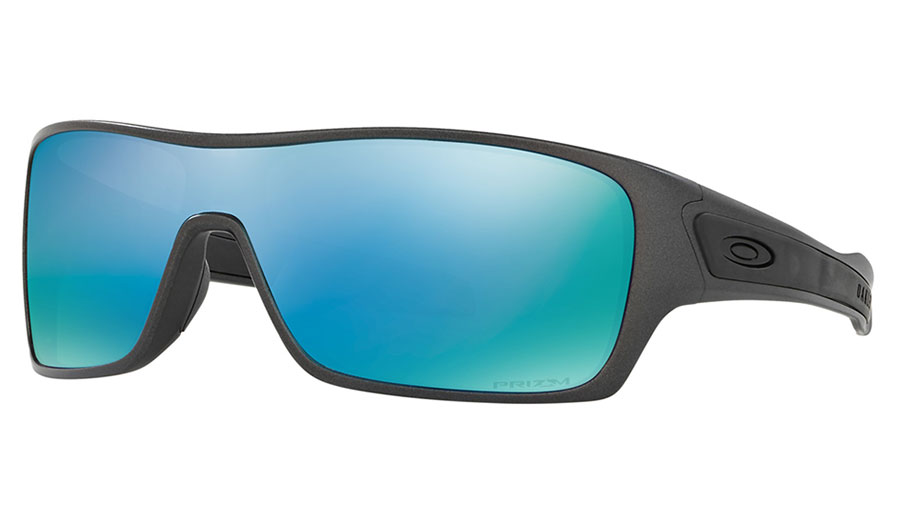 0f15f74b685 1. 2. 3. 4. PrevNext. Oakley Turbine Rotor Sunglasses - Steel Collection -  Steel   Prizm Deep Water Polarized