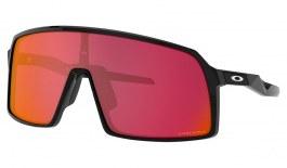 Oakley Sutro Sunglasses - Polished Black / Prizm Snow Torch