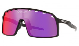 Oakley Sutro Sunglasses - Origins Collection Polished Black / Prizm Road