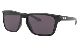 Oakley Sylas Sunglasses - Polished Black / Prizm Grey