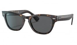 Ray-Ban RB2201 Laramie Sunglasses - Havana / Dark Grey