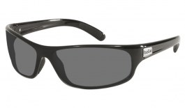 Bolle Anaconda Prescription Sunglasses - Shiny Black