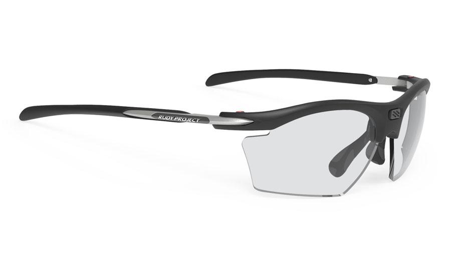 Rudy Project Rydon Slim Prescription Sunglasses - ImpactRX Directly Glazed - Matte Black