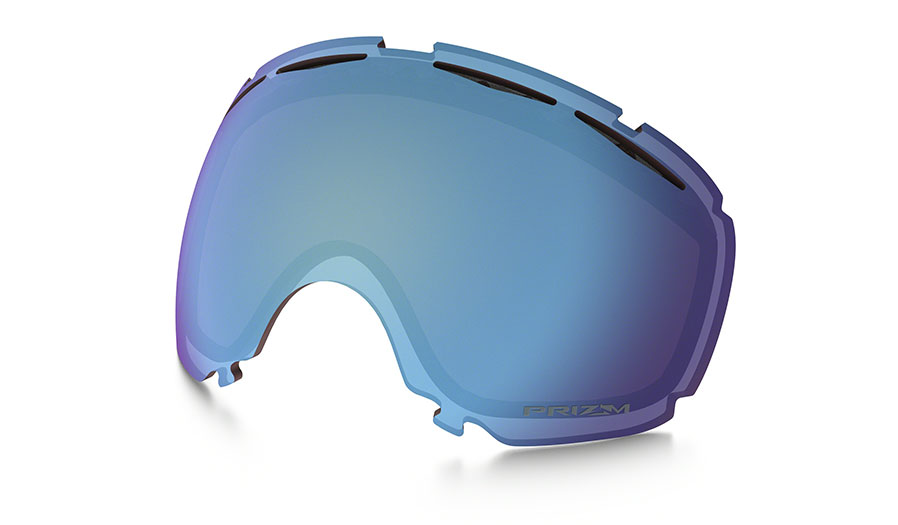 4d4e0413bdb Oakley Canopy Ski Goggles Replacement Lens Kit - Prizm Sapphire ...