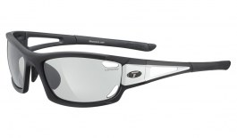 Tifosi Dolomite 2.0 Sunglasses - Black & White / Light Night Fototec Photochromic